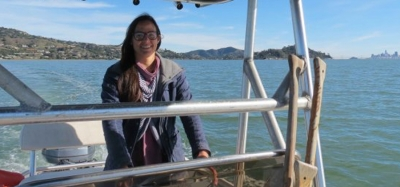 MANO Project Alumna Seeks to Inspire Latinos on Conservation