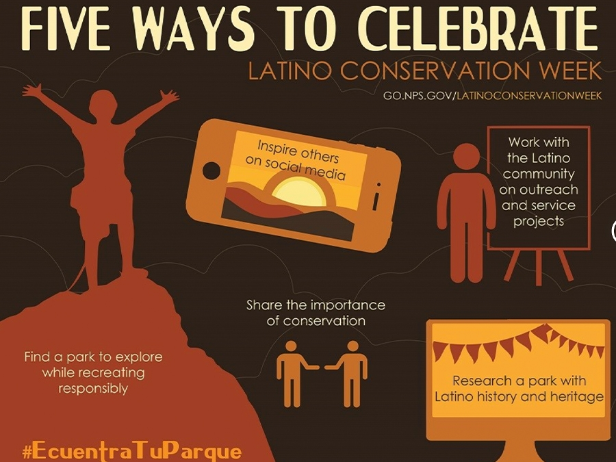 PUBLIC NOW: Celebrate National Parks During Latino Conservation Week