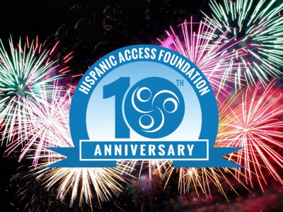 Join HAF's 10th Anniversary Virtual Celebration!