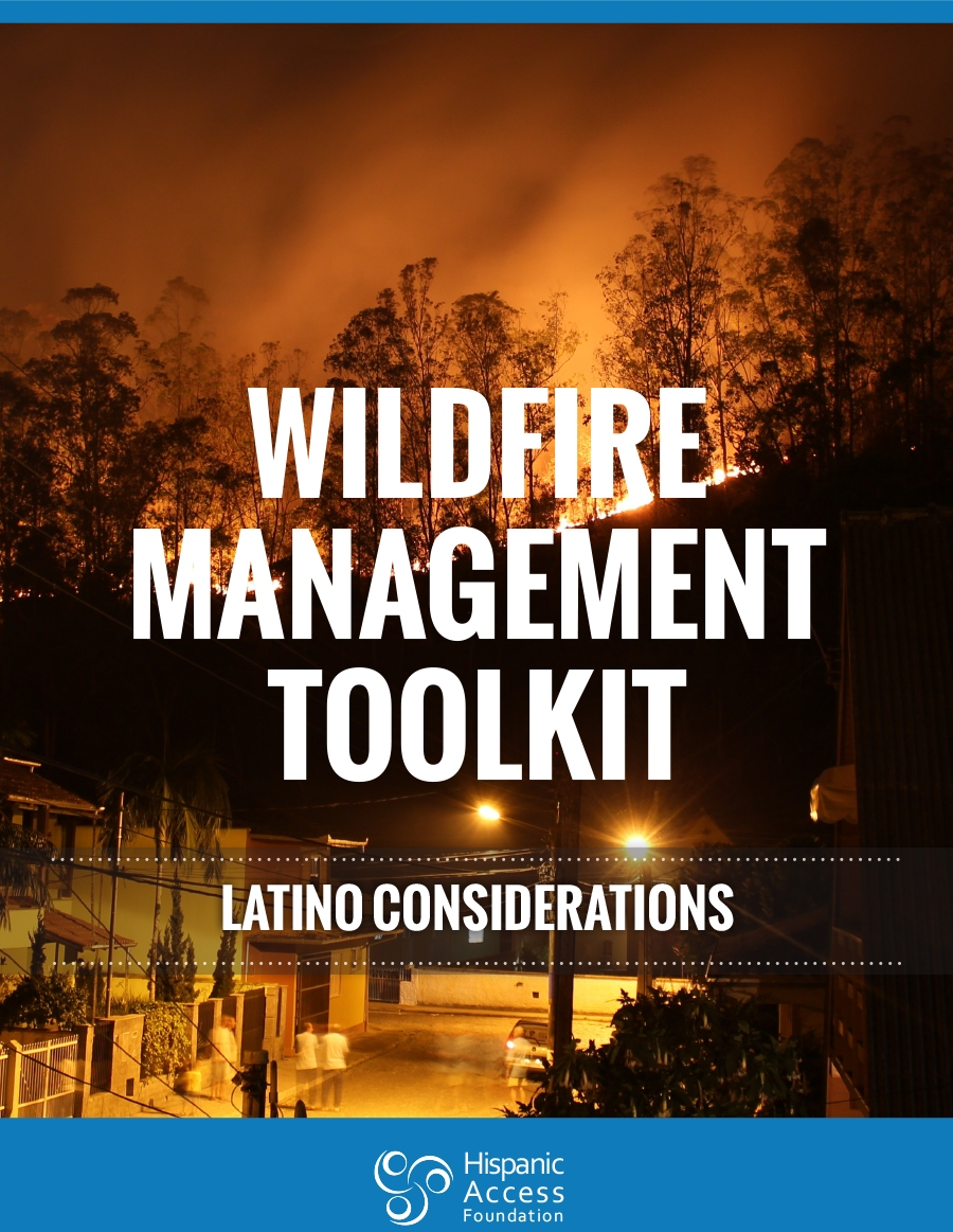 WILDFIRE MANAGEMENT TOOLKIT: Latino Considerations